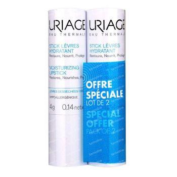 Uriage Stick à Lèvres Hydratant DUO 2x4 g