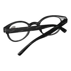 Pharmaglasses Reading Glasses Round Grey/Black +1,50 1 item