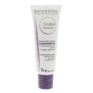 Bioderma Cicabio Arnica Cream Reduced Price 40 ml cream