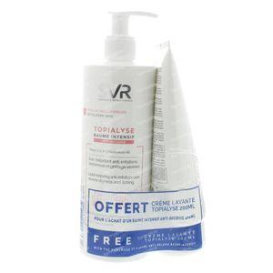 SVR Topialyse Balm 400ml + Free Wash Cream 200ml 1 item
