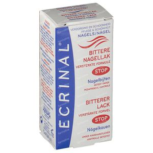 Ecrinal Nagellack Gegen Nägelkauen 20218 10 ml