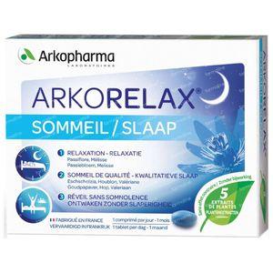 Arkorelax Slaap 30 tabletten