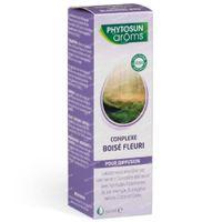 Phytosun Complexe Pour Diffusion Boisé Fleuri 30 ml