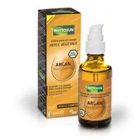 Phytosun Argan Bio Plantaardige Olie 50 ml
