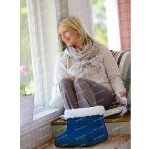 Sissel Footwarmer Electronique Cosy Fleece Bleu 1 pièce