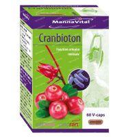 Mannavital Cranbioton 60  capsules