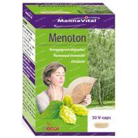 Mannavital Menoton 30  kapseln