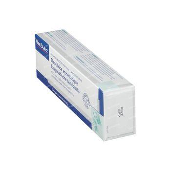 Virbac Enzymatic Dentifrice Enzymatique Goût Foie 100 g
