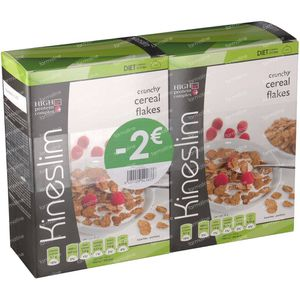 Kineslim Crunchy Cereal Flakes Duo Lowered Price Promo 240 g