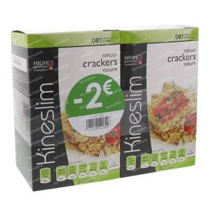 Kineslim Crackers Duo Lowered Price Promo 24 St