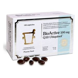 Pharma Nord BioActive Q10 100mg 150 capsules