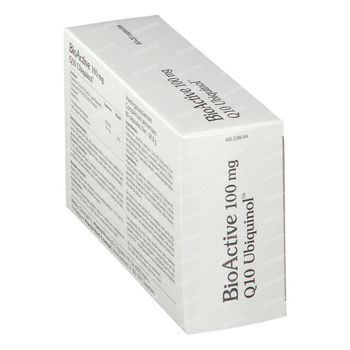 Pharma Nord BioActive Q10 100mg + 20 Kapseln GRATIS 60+20 kapseln