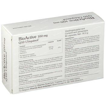 Pharma Nord BioActive Q10 100mg + 20 Capsules GRATIS 60+20 capsules