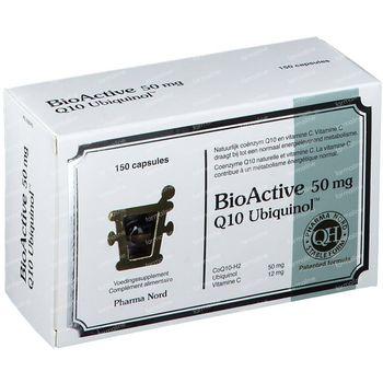 Pharma Nord BioActive Q10 50mg 150 capsules