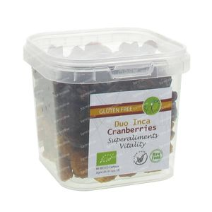 Supervoeding Duo Inca Cranberries 130 g