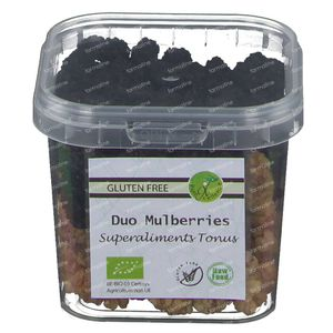 Supervoeding Duo Mulberries Cranberries 110 g