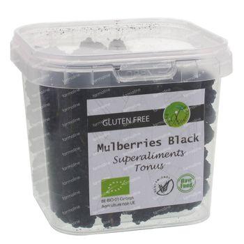 Super Aliments Mulberries Black 110 g
