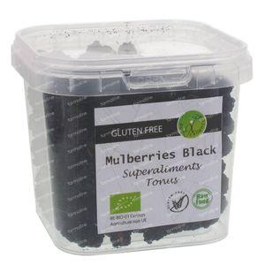 Supervoeding Mulberries Black 110 g