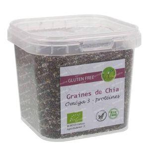 Super Aliments Chia Graine 180 g