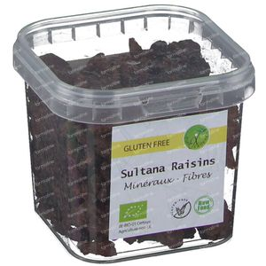 Supervoeding Sultana Rozijnen 140 g