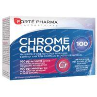 Forté Pharma Chrom 100 30  tabletten
