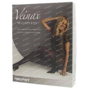Veinax Knee Stocking Microfibre Class 2 Beige Size 1 Long 1 item