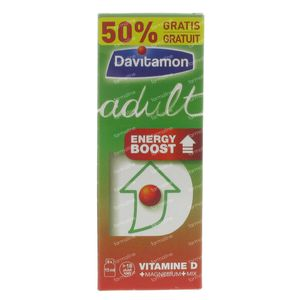 Davitamon Adult Energy Boost Promo 120 ml flacons