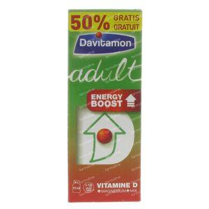 Davitamon Adult Energy Boost Promo 120 ml flacons