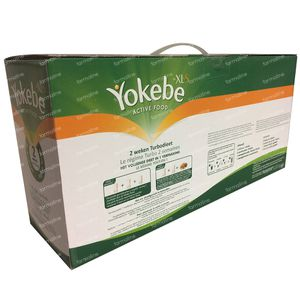 Yokebe By XLS 2 Semaines Turbo Pack Promo 1 pièce
