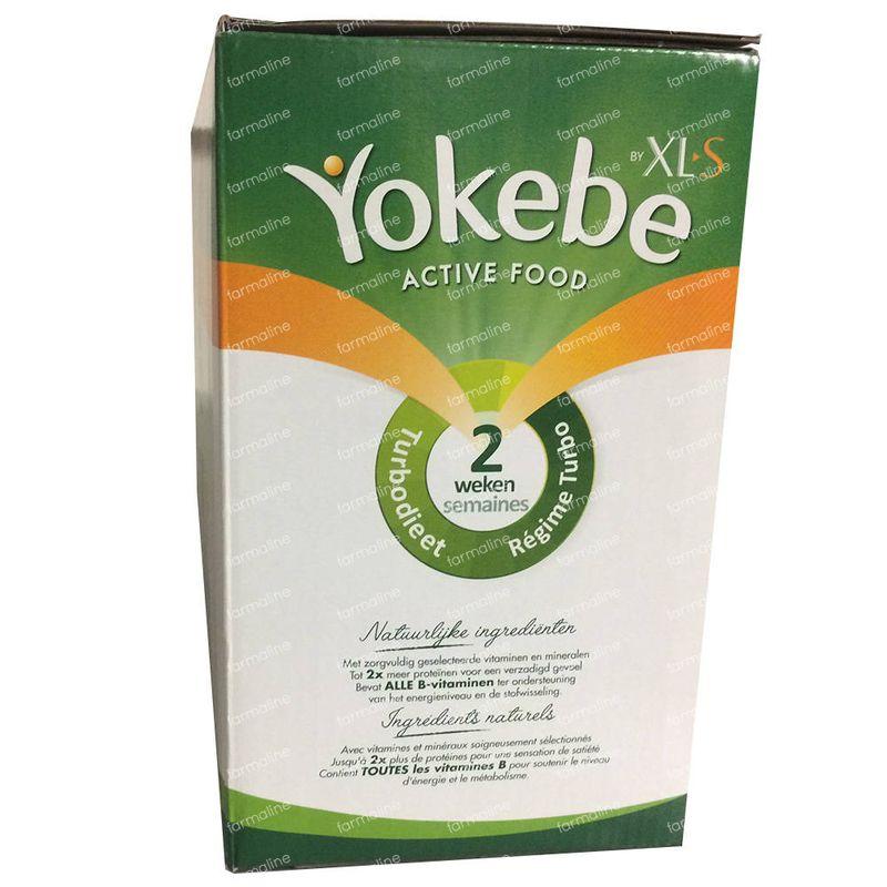 yokebe 2 weken turbo dieet