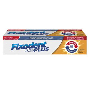 Fixodent Pro Plus Duo Action Kleefpasta 40 g