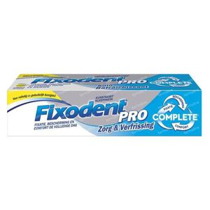 Fixodent Pro Complete Fresh Adhesive Paste 47 g