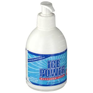 Ice Power Magnesium Cream Pump 300 ml