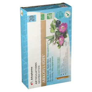 Arkofluide Joints Bio 20 unidose