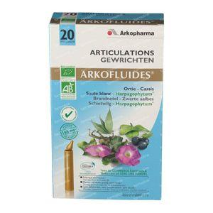 Arkofluide Gewrichten Bio 20 unidosis