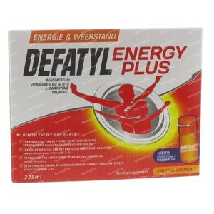 Defatyl Energy Plus 225 ml