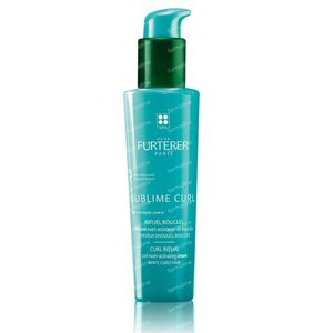 Rene Furterer Acanthe Perfect Curls Fluweelactige Fluid Voor Krullend Haar 100 ml