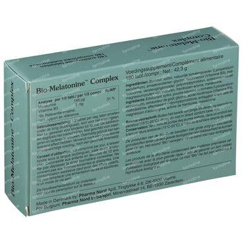 Pharma Nord Bio-Melatonine Complex 180 comprimés
