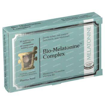 Pharma Nord Bio-Melatonine Complex 60 tabletten