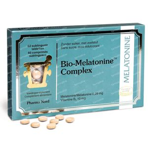 Pharma Nord Bio-Melatonine Complex 60 tablets