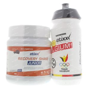 Etixx Recovery Shake Junior + Drinking Bottle 400 g