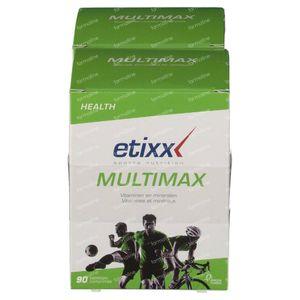 Etixx Multimax Duo 2ième À -50% 2x90 comprimés