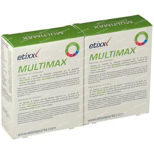 Etixx Multimax Duo 2ième À -50% 2x45 Pièces Comprimés