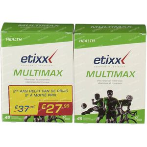 Etixx Multimax Duo 2ndo Al -50% 2x45 compresse