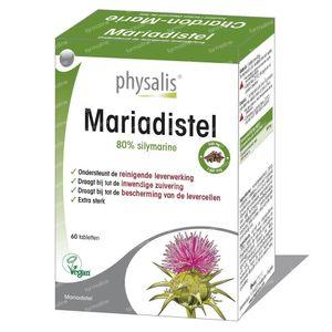 Physalis Chardon Marie 60 comprimés