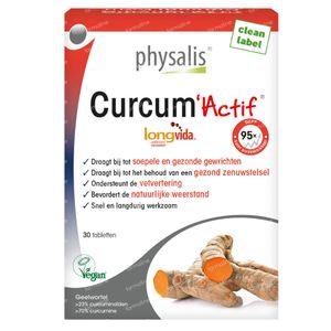 Physalis Curcum'Actif 30 tabletten