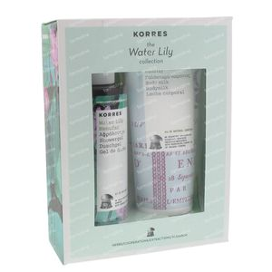 Korres Gift Set Water Lily 1 St