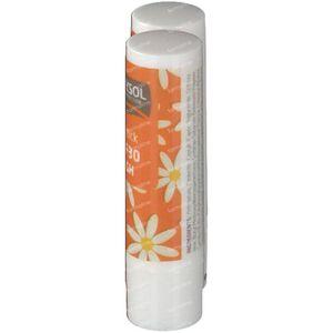 Bodysol Sun Lipstick Coco Promo 2e -50% 2x5 g