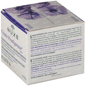 Nuxe Crème Prodigieuse Anti-Fatigue Moisturising Night Cream Promo Lowered Price 50 ml