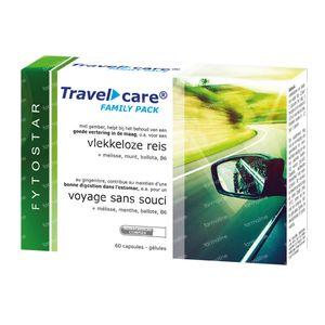 Fytostar Travel Care Maxipack Promo 60 capsules